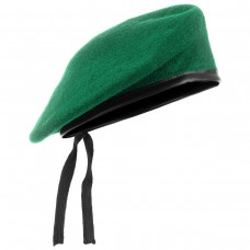 Берет зеленый MIL-Tec 12403001
