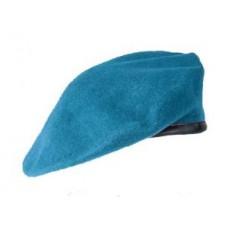 Берет голубой бесшовный  MIL-Tec 12403003