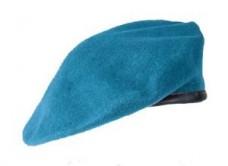 Берет голубий безшовний  MIL-Tec 12403003