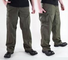 Брюки полевые BDU Ranger Olive Mil-tec 11810001