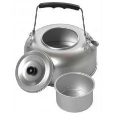 Чайник алюминиевый 1л с ситечком Mil-Tec