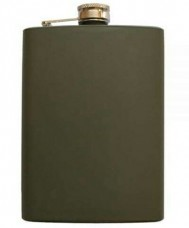 Фляга MIL-TEC Stainless Steel Flask 220 ml OD