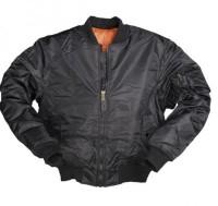 Куртка пилот US Flight Jacket Black Mil-Tec 10403002