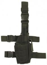Кобура тактична регульована, олива, MFH 30710A