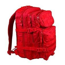 Тактичний рюкзак ASSAULT S 20л рюкзак Mil-tec 14002010 RED