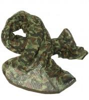 Маскировочный шарф-сетка Mil-tec 12625021 размер 190Х90см Флектарн