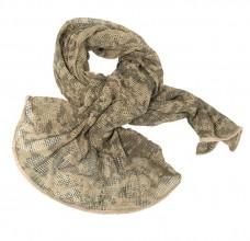 Маскировочный шарф-сетка Mil-tec 12625070 размер 190Х90см ACU