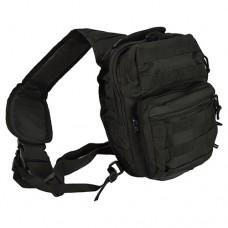 Рюкзак с лямкой на плечо MIL-TEC 14059102 черный