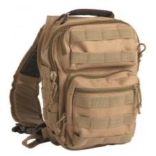 Рюкзак - сумка на плечо MIL-TEC 14059105 coyot