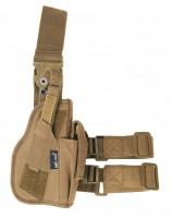Кобура Mil-tec 16140005 пистолетная цвет койот