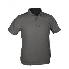 Тактична футболка поло TACTICAL QUICK DRY POLOSHIRT Mil-Tec Urban Grey