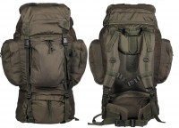 88л рюкзак Mil-Tec RECON 14033001 олива