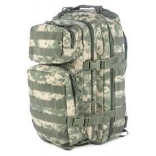 20л рюкзак Mil-tec ASSAULT 14002070 камуфляж AT-Digital