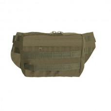 Сумка-кобура пистолетная поясная MIL TEC HIP BAG OLIVE