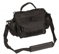 Сумка повседневная TACTICAL PARACORD BAG SMALL BLACK Mil-Tec 13726102