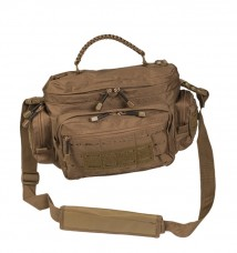 Сумка повседневная TACTICAL PARACORD BAG SMALL COYOTE Mil-Tec 13726119