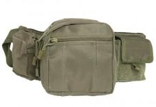 Сумка на пояс для оружия FANNY PACK Mil-Tec 13514001 олива