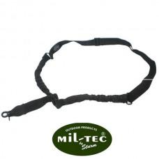 Тактический ремень 1-точечный (Black) Mil-tec 16185002
