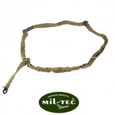 Купить Тактический ремень 1-точечный (Coyote) Mil-tec 16185005  в интернет-магазине Каптерка в Киеве и Украине
