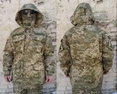 Зимняя куртка ЗСУ с зеленой курткой утеплителем АКЦИЯ последний размер
