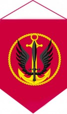 Вимпел Морська піхота України