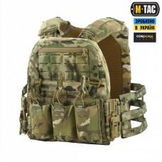 Чохол бронежилета (плитоноска) M-TAC CUIRASS QRS MULTICAM 1000D Cordura