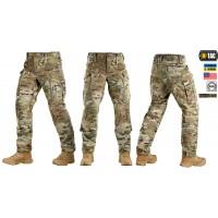 Брюки M-TAC Conquistador Military Elite NYCO Multicam