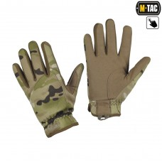 Перчатки с TouchScreen M-TAC SCOUT TACTICAL MK.2 MULTICAM