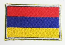 Нашивка прапор Арменії