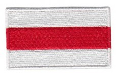 Нашивка прапор Беларусі