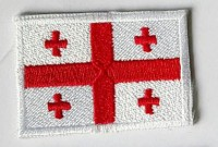 Нашивка прапор Грузії