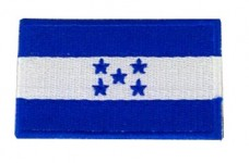 Нашивка прапор Гондурас