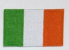 Нашивка флаг Ирландии