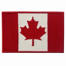 Нашивка флаг Канады