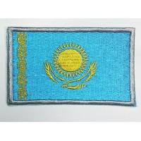 Нашивка прапор Казахстана
