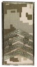 Погони ст. сержант пиксель ММ14 Універсальний - муфта-липучка