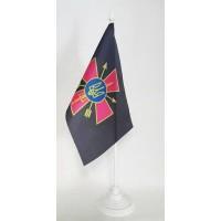 Флаг Сили Спеціальних Операцій ЗСУ настільний прапорець