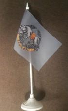 Флаг ССО Вовкулака настільний прапорець