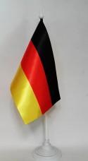 Купить Настільний прапорець ФРН атлас в интернет-магазине Каптерка в Киеве и Украине