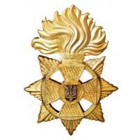 Емблема на комірець Національна гвардія України
