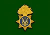 Флаг Національної Гвардії України (зелений)