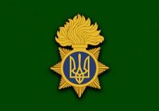 Купить Флаг Національної Гвардії України (зелений) в интернет-магазине Каптерка в Киеве и Украине