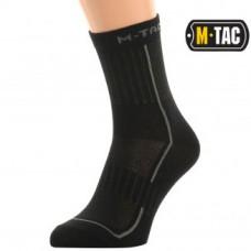 Купить Шкарпетки M-Tac легкі Mk.3 Black в интернет-магазине Каптерка в Киеве и Украине
