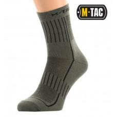 Шкарпетки M-Tac легкі Mk.3 OLIVE
