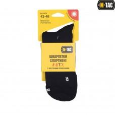 Носки спортивные M-TAC BLACK