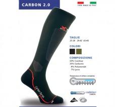 Носки X TECH CARBON 2.0 ЧЕРНЫЕ