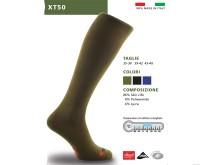 Треккинговые термоноски X TECH XT50 ОЛИВА