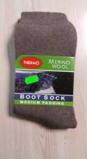 Термоноски Merino Wool Турция COYOTE BROWN