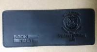 Обкладинка Учасник Бойових Дій Морська піхота (чорна)
