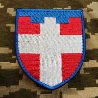 Нарукавний знак 100 окрема бригада ТрО Волинська обл